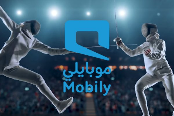 mobily upforit campaign