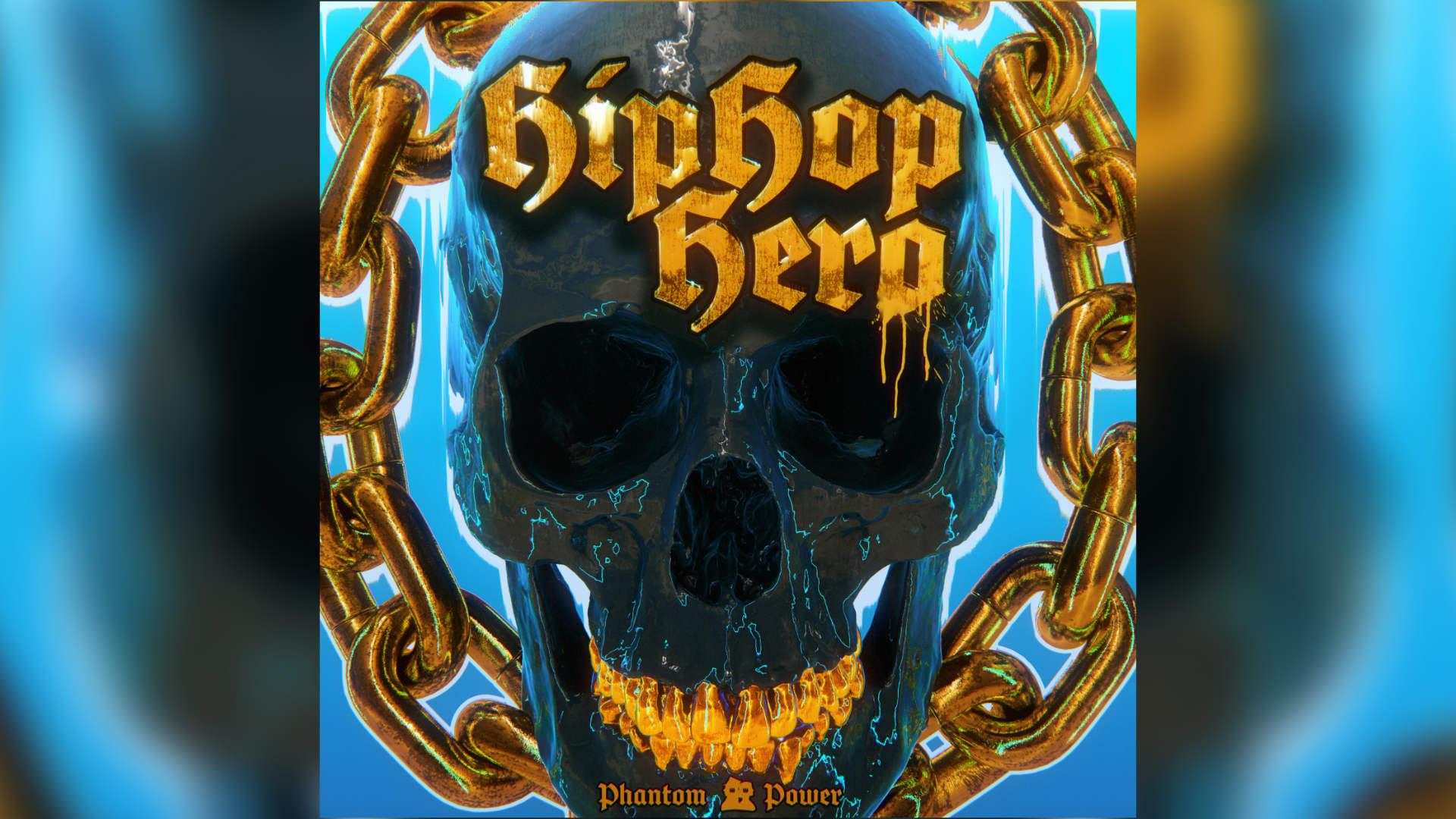 phantom power hip hop hero album