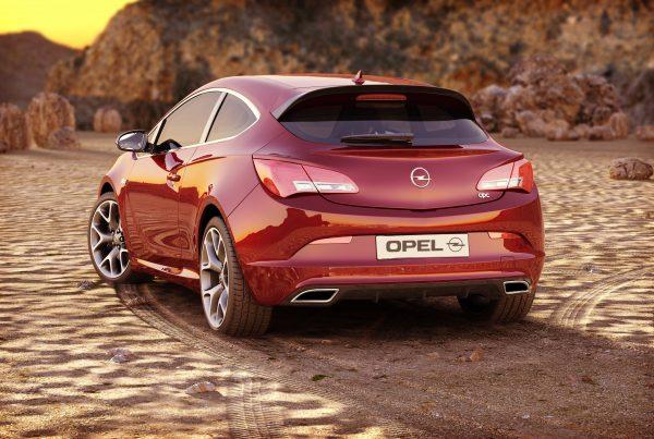 opel car reveal show